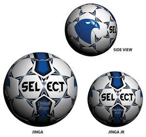 Select Futsal Jinga & Jinga Jr. Soccer Ball
