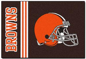 Fan Mats Browns Uniform Inspired Starter Mat