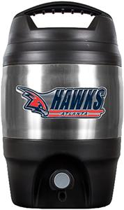 NBA Atlanta Hawks 1 gallon Tailgate Jug