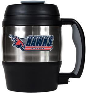 NBA Atlanta Hawks 52oz Stainless Macho Travel Mug