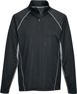 TRI MOUNTAIN Trident 1/4- Zip Pullover Shirt