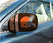 Fan Mats Cleveland Browns Small Mirror Cover