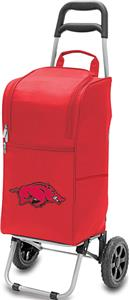 Picnic Time University of Arkansas Cart Cooler