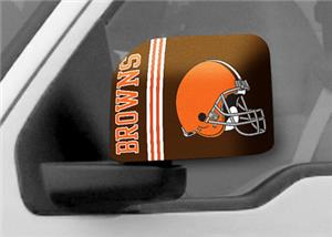 Fan Mats Cleveland Browns Large Mirror Cover