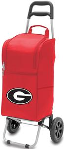 Picnic Time University of Georgia Cart Cooler