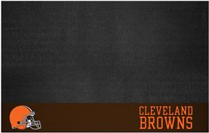 Fan Mats Cleveland Browns Grill Mat