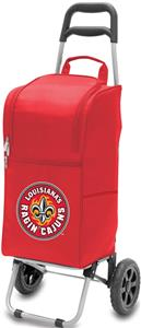 Picnic Time Louisiana Lafayette Cart Cooler