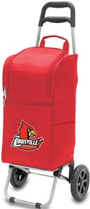 Picnic Time University of Louisville Cart Cooler