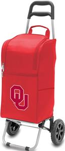 Picnic Time University of Oklahoma Cart Cooler