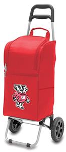 Picnic Time University of Wisconsin Cart Cooler