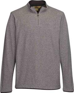 Mens Lockhart Pique 1/4-Zip Pullover Shirt