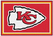 Fan Mats NFL Kansas City Chiefs 5x8 Rug