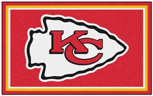 Fan Mats Kansas City Chiefs 4x6 Rug