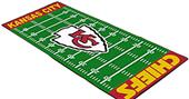 Fan Mats Kansas City Chiefs Football Runner