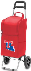 Picnic Time Louisiana Tech Bulldogs Cart Cooler