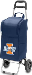 Picnic Time University of Illinois Cart Cooler