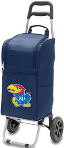 Picnic Time University of Kansas Cart Cooler