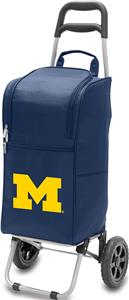 Picnic Time University of Michigan Cart Cooler