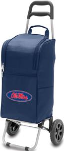 Picnic Time University of Mississippi Cart Cooler