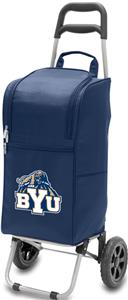 Picnic Time Brigham Young University Cart Cooler
