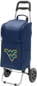Picnic Time West Virginia University Cart Cooler