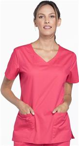 Cherokee Women&#39;s V-Neck Scrub Tops