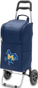 Picnic Time McNeese State Cowboys Cart Cooler