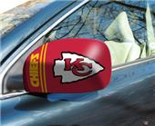 Fan Mats Kansas City Chiefs Small Mirror Cover