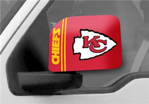 Fan Mats Kansas City Chiefs Large Mirror Cover