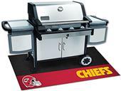 Fan Mats NFL Kansas City Chiefs Grill Mat