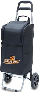 Picnic Time Bowling Green State Cart Cooler