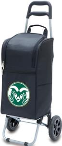 Picnic Time Colorado State University Cart Cooler