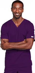 Cherokee Unisex V-Neck Scrub Tops