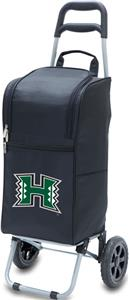 Picnic Time University of Hawaii Cart Cooler