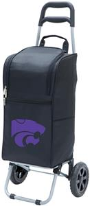 Picnic Time Kansas State University Cart Cooler
