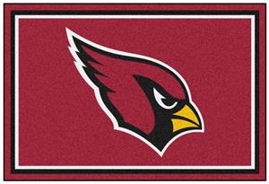 Fan Mats NFL Arizona Cardinals 5x8 Rug