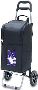 Picnic Time Northwestern University Cart Cooler