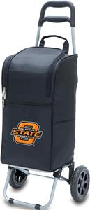 Picnic Time Oklahoma State University Cart Cooler