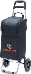 Picnic Time Oregon State University Cart Cooler