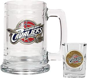 NBA Cleveland Cavaliers Boilermaker Gift Set