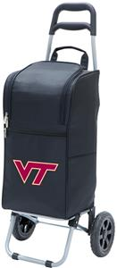 Picnic Time Virginia Tech Hokies Cart Cooler