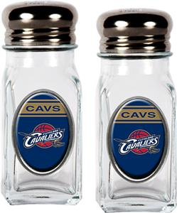 NBA Cleveland Cavaliers Salt & Pepper Shaker Set