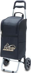 Picnic Time US Military Academy Army Cart Cooler