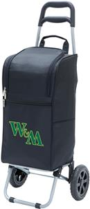 Picnic Time William & Mary College Cart Cooler