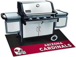 Fan Mats Arizona Cardinals Grill Mat