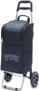 Picnic Time Texas Christian University Cart Cooler