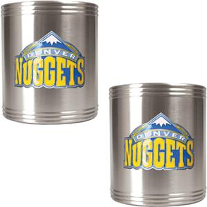 NBA Denver Nuggets Stainless Steel Can Holders