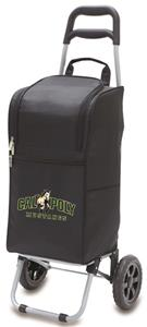 Picnic Time Cal Poly Mustangs Cart Cooler