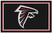 Fan Mats NFL Atlanta Falcons 4x6 Rug
