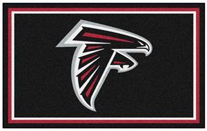 Fan Mats NFL Atlanta Falcons 4x6 Rug